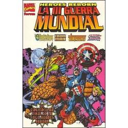 HEROES REBORN: LA III GUERRA MUNDIAL