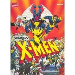 BUSCANDO A X-MEN