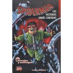 SPIDERMAN. LAS HISTORIAS JAMÁS CONTADAS 04