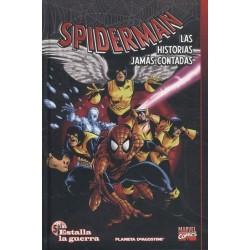 SPIDERMAN. LAS HISTORIAS JAMÁS CONTADAS 05