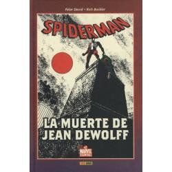 SPIDERMAN: LA MUERTE DE JEAN DEWOLFF