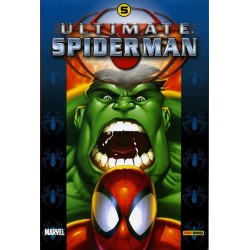 ULTIMATE SPIDERMAN. COLECCIONABLE 05