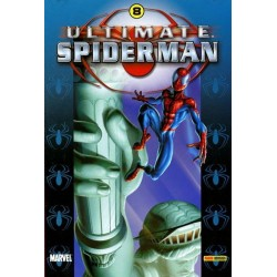 ULTIMATE SPIDERMAN. COLECCIONABLE 08
