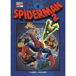 SPIDERMAN 2, nº04 COLECCIONABLE VOL. 2
