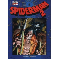 SPIDERMAN 2, nº05 COLECCIONABLE VOL. 2