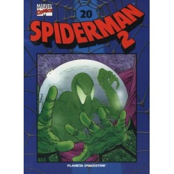 SPIDERMAN 2, nº20 COLECCIONABLE VOL. 2