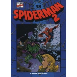 SPIDERMAN 2, nº38 COLECCIONABLE VOL. 2