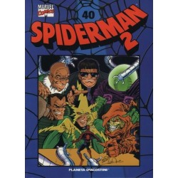 SPIDERMAN 2, nº40 COLECCIONABLE VOL. 2