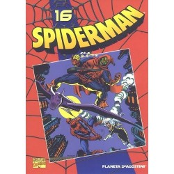 SPIDERMAN COLECCIONABLE 16