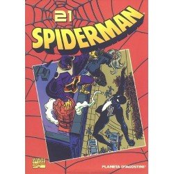 SPIDERMAN COLECCIONABLE 21