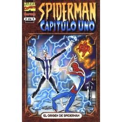 SPIDERMAN CAPÍTULO UNO 02