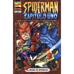 SPIDERMAN CAPÍTULO UNO 03