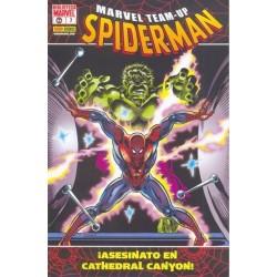 SPIDERMAN -MARVEL TEAM-UP- 07