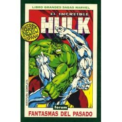 HULK FANTASMAS DEL PASADO
