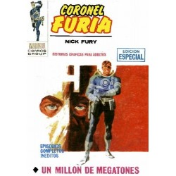 CORONEL FURIA 05. UN MILLÓN DE MEGATONES