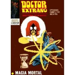 DOCTOR EXTRAÑO 08. MAGÍA MORTAL