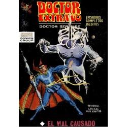 DOCTOR EXTRAÑO 09. EL MAL CAUSADO