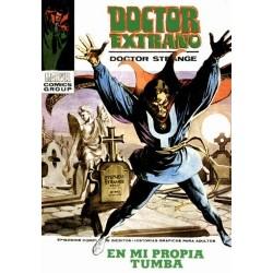 DOCTOR EXTRAÑO 11. EN MI PROPIA TUMBA