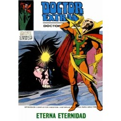 DOCTOR EXTRAÑO 13. ENTRA ETERNIDAD