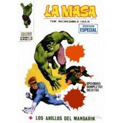 LA MASA 03. LOS ANILLOS DEL MANDARIN