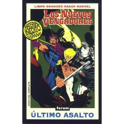 LOS NUEVOS VENGADORES- ULTIMO ASALTO