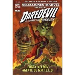 SELECCIONES MARVEL. DAREDEVIL-FOGGY NELSON, AGENTE DE SHIELD