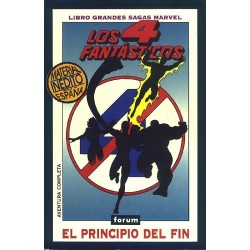 LOS 4 FANTASTICOS- EL PRINCIPIO DEL FIN
