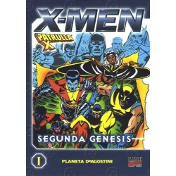 COLECCIONABLE X-MEN/ LA PATRULLA-X 01