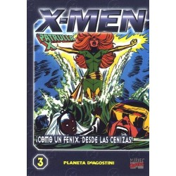 COLECCIONABLE X-MEN/ LA PATRULLA-X 03