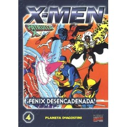 COLECCIONABLE X-MEN/ LA PATRULLA-X 04