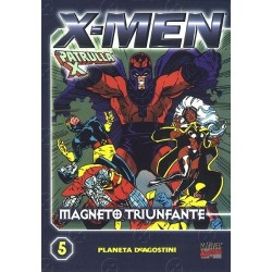 COLECCIONABLE X-MEN/ LA PATRULLA-X 05