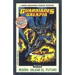 GUARDIANES DE LA GALAXIA- MISION:SALVAR EL FUTURO