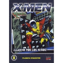 COLECCIONABLE X-MEN/ LA PATRULLA-X 08