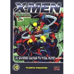 COLECCIONABLE X-MEN/ LA PATRULLA-X 10