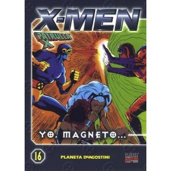 COLECCIONABLE X-MEN/ LA PATRULLA-X 16