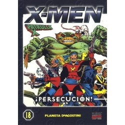 COLECCIONABLE X-MEN/ LA PATRULLA-X 18