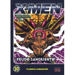 COLECCIONABLE X-MEN/ LA PATRULLA-X 20