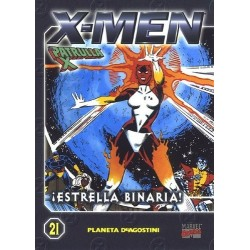 COLECCIONABLE X-MEN/ LA PATRULLA-X 21