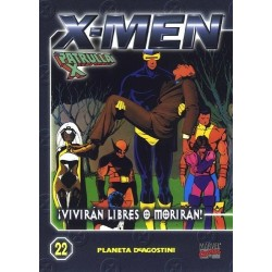 COLECCIONABLE X-MEN/ LA PATRULLA-X 22