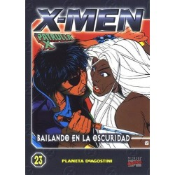 COLECCIONABLE X-MEN/ LA PATRULLA-X 23