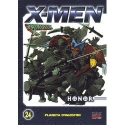 COLECCIONABLE X-MEN/ LA PATRULLA-X 24