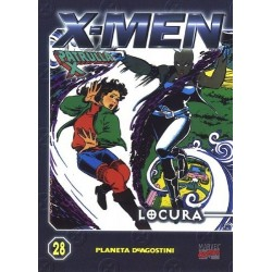 COLECCIONABLE X-MEN/ LA PATRULLA-X 28