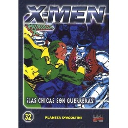 COLECCIONABLE X-MEN/ LA PATRULLA-X 32