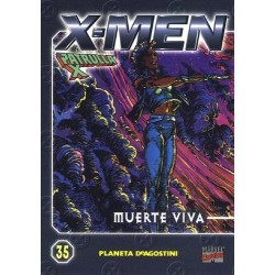 COLECCIONABLE X-MEN/ LA PATRULLA-X 35