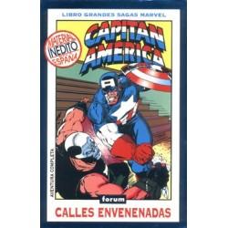 CAPITAN AMERICA- CALLES ENVENENADAS