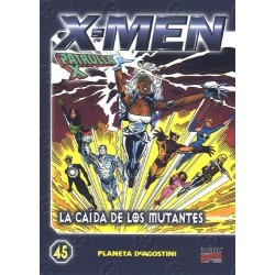 COLECCIONABLE X-MEN/ LA PATRULLA-X 45