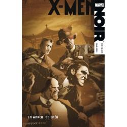 100% MARVEL. X-MEN NOIR-LA MARCA DE CAÍN