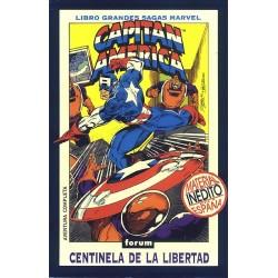 CAPITAN AMERICA- CENTINELA DE LA LIBERTAD