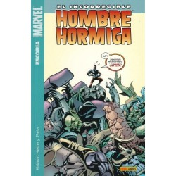EL INCORREGIBLE HOMBRE HORMIGA 01 ESCORIA