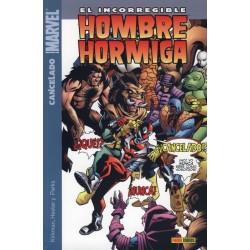 EL INCORREGIBLE HOMBRE HORMIGA 02 CANCELADO